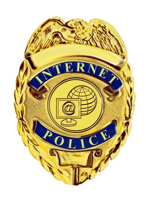 Any interest from internet police force? Not yet?!